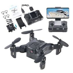 2020 new mini Drones With Camera Hd Wifi 4K drone Quadcopter Toys Rc Helicopter $36.99