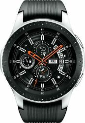 Samsung Galaxy Watch Smartwatch 46mm SM R800 Stainless Steel Silver $84.99