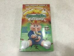 2020 Topps Garbage Pail Kids Chrome Factory Sealed Hobby Box $100.00