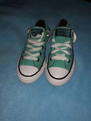 converse all star kids shoes $10.00