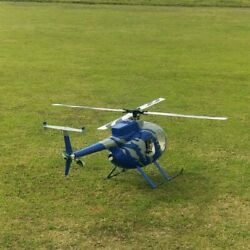 Rc helicopter nitro $1200.00