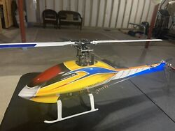 Align TREX 450 3D Rc Helicopter Used.full Canopy ALL ALIGN components. $265.00