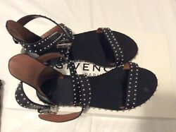 Givenchy Sandals 38 $145.00