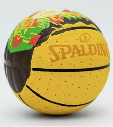 Spalding Basketball Street Taco Supreme Ball Limited Edition Taco Tuesday $59.00