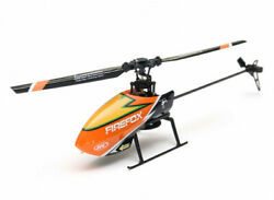 RC Firefox C129 4ch Flybarless Micro RC Helicopter RTF w 6 Axis Gyro Orange $57.26