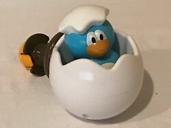 Evenflo Exersaucer Bounce Jump Learn Replacement Toy Part Hatched Egg Bird $9.99