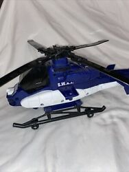 2014 Hasbro Tonka Helicopter S.W.A.T 15quot; Aircraft Expanding Blades Toy $14.70