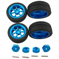 RC Wheel Tires with Hex Nut for 1 18 Wltoys A959 B A979 B A959 A969 A949 A979 $21.34