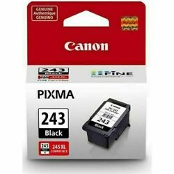 CANON PG 243 Black Ink Cartridge *FREE SHIPPING* $48.95