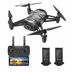 HR Drone For Kids With 1080p HD FPV CameraMini Quadcopter For Beginners With Al $66.17