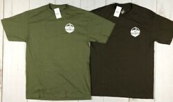 Deer Hunter Southern Legends Mens Lot Of 2 Graphic T Shirt Green Brown M New $12.99