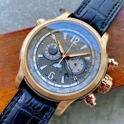 46mm Jaeger LeCoultre Extreme World Master Compressor Yellow Gold 150.2.22 C $19999.95