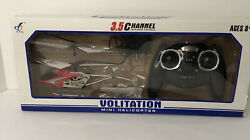 Volitation Super Mini Helicopter remote control RC for parts complete $22.00