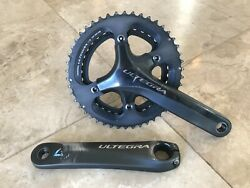 SHIMANO ULTEGRA STAGES POWER METER FC 6800 CRANKSET 172.5 BLUETOOTH 46T 36T $369.00