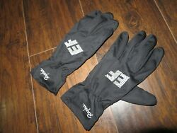 RAPHA EF Education First Pro Cycling Team Rain Gloves Full Finger Medium M used $89.99