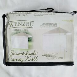 Wenzel Smartshade Canopy Wall For Sun And Wind Protection 33046 33052 33053 $29.99