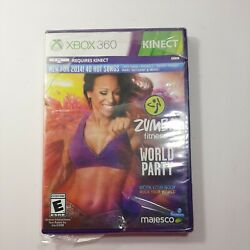 Zumba Fitness World Party For Xbox 360 $15.50