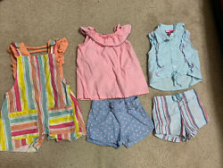 Three Sets For Girls Size 4T $20.00