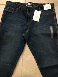 New York amp; Co Jeans Womens Size 18 LEGGING Low Rise NEW $18.95
