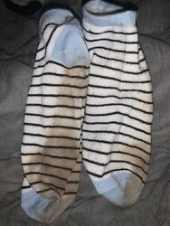 Striped Womens Socks $6.00