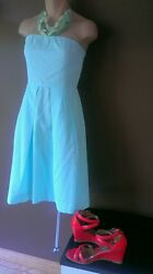 J. Crew blue Summer dress Sz zero $20.00