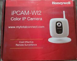 Honeywell Security iPCAM WI2 AlarmNet Color IP Wireless Fixed Remote Camera $25.00