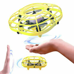 Udirc U58 RC QuadcopterFan 2 in 1 Gesture Induction Interactive UFO Drone Kids $18.98