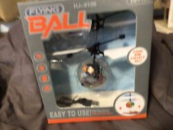 Flying Disco Ball Mini LED Helicopter Ball Hovering Infrared Induction Ball $6.50