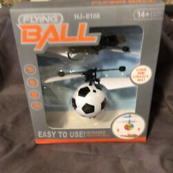 Flying Soccer Ball Helicopter Ball Hovering Infrared Induction Ball $6.50