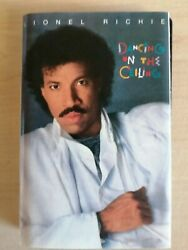 LIONEL RICHIE DANCING ON THE CEILING ON CASSETTE TAPE 1986 GBP 1.99