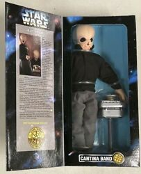 1997 Star Wars Collector Series TECH With Ommni Box Figure Sealed $32.00