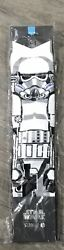 Stance Star Wars Trooper Socks Men's Size Large 9 12 New with Tags $25.00