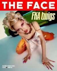 THE FACE MAGAZINE SPRING 2021 FKA TWIGS BY CHARLOTTE WALES Brand New $26.99