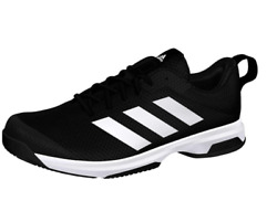 Adidas Mens Game Spec Athletic Shoes New Black or White Size 8 12 New In Box $35.99