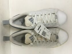 Adidas Smith HW 2 Mens sneaker style#020256 size 9 white silver quot;vintagequot; 2003 $75.00