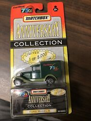 MATCHBOX FRED MEYER PROMO 75th ANNIVERSARY 20#x27;s FORD MODEL A TRUCK NEW NOC $7.95