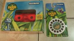 Bugs Life View Master With Bugs Life 3D Reels New Sealed $29.95