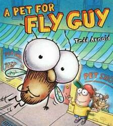 A Pet for Fly Guy Hardcover By Arnold Tedd VERY GOOD $4.39