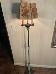 Antique Floor Lamp $154.00