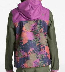 THE NORTH FACE Girls Novelty Fanorak jacket Youth Large New Without Tags $26.90