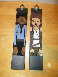 Stance Star Wars Socks Lot of 2 pairs Size Large 9 12 Lando Calrissian amp; Rey $15.99