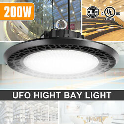 IP65 Waterproof UFO LED High Bay Light Commercial Lights for Garage Workshop Gym
