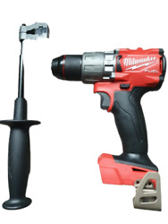 New Milwaukee FUEL 18V 1 2 Cordless Brushless Hammer Drill M18 2804 20 Tool Only $115.99
