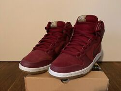 Nike Dunk High Pro SB Size Red Maroon Burgundy Size 8.5 Mens 305050 662 $200.00