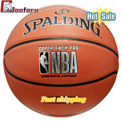 🌟Spalding NBA 🌟Tack Pro Composite Leather Indoor Outdoor Basketball🇺🇸 $26.90