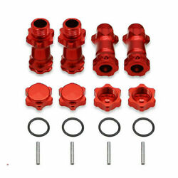 Wheel Hex Hub M17 30mm Extension Adapter 37MM Capped Long for RC 1 8 Model car $12.34