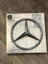 Genuine OEM Front Grille Star for Mercedes Benz 18.2cm 7.17quot; A 163 888 00 86 $34.99