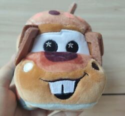 NEW Disney Parks Wishables Cars Tow Mater Plush doll 5quot; $12.42