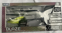 XB Remote Control Blaze Elite Helicopter Toys Toy Drone Aircraft Flying $19.99