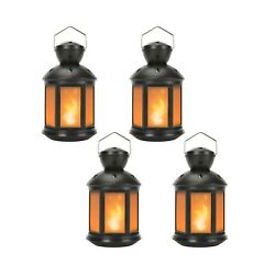 Vintage Decorative Lanterns Battery Powered LED with 6 Hours TimerIndoor Ou... $52.63